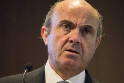 """Luis de Guindos: """"El relevo en la vicepresidencia del BCE será para España"""""""
