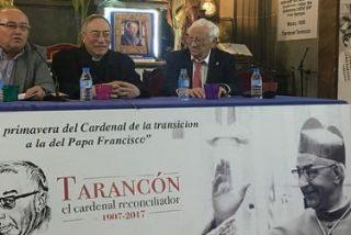 """Maradiaga: """"Tarancón y Francisco son dos pastores que apuestan por el diálogo, incluso ante la hostilidad"""""""
