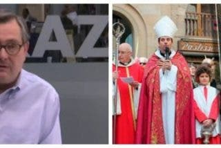 """Marhuenda arremete contra el obispo golpista de Solsona: """"Que la iglesia catalana la financien Anna Gabriel y la CUP"""""""