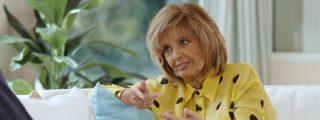"""María Teresa Campos se olvida de cuando llamó """"gilipollas"""" a Vasile y se responsabiliza del fracaso de '¡QTTF!': """"Fui cobarde"""""""
