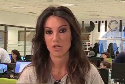 La presentadora de 'La Sexta Noticias' Cristina Saavedra es atropellada por un coche