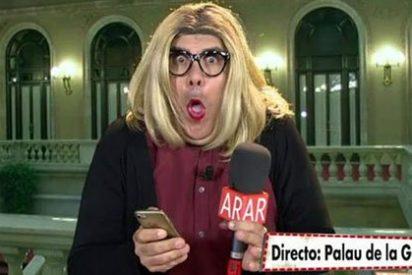 La apoteósica y descacharrante parodia de Flo de la reportera Mayka Navarro