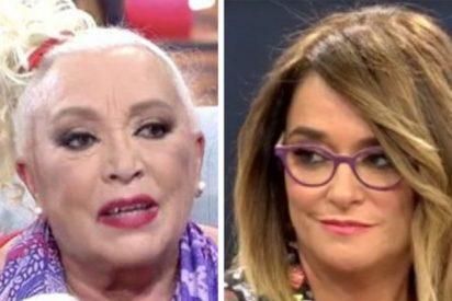 'Viva la vida': Toñi Moreno despelleja a Marí Carmen y hace callarse hasta a sus muñecos