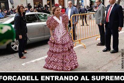 """'Memes': """"Puigdemont, ya puedes volver a España, que la Forcadell ha dicho que era todo broma"""""""