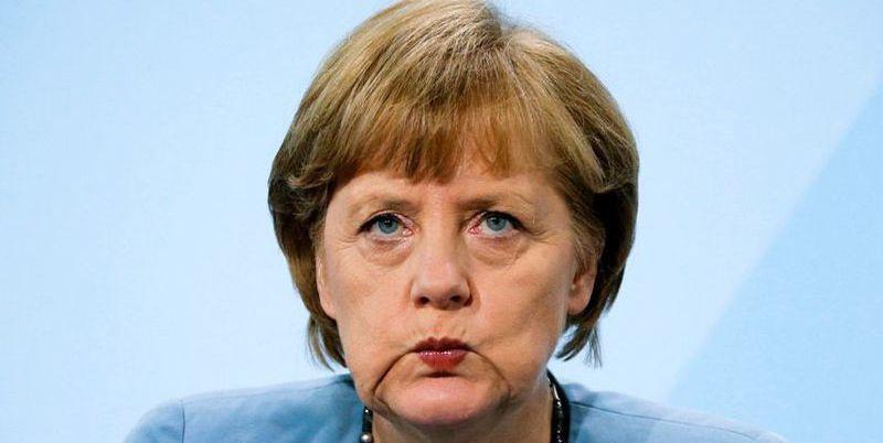 La canciller Angela Merkel prefiere nuevas elecciones a gobernar en minoría