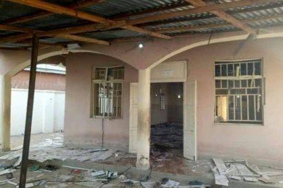 Medio centenar de muertos en un atentado en una mezquita de Nigeria