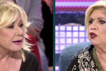 "María Jiménez: ""Pepe Sancho se acostó con Mila Ximénez en mi cama"""
