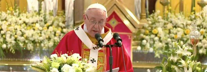 """El Papa, a los jóvenes birmanos: """"No tengáis miedo de hacer lío, de plantear preguntas que hagan pensar a la gente"""""""