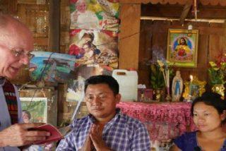 """""""La Iglesia en Myanmar siempre hemos tenido la conciencia de la necesidad de ser testimonio de encuentro"""""""