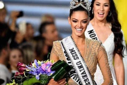[VIDEO] Demi-Leigh Nel-Peters, nueva Miss Universo