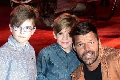 Ricky Martin obligado a cambiar su vida por una inesperada decisión de su hijo