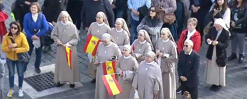 """El Papa recuerda a los mártires vicencianos como """"testigos ejemplares del Evangelio"""""""