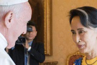 """Francisco viaja a Myanmar """"a proclamar un mensaje de reconciliación, perdón y paz"""""""