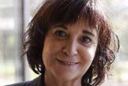 La periodista y escritora Rosa Montero, premio Nacional de las Letras
