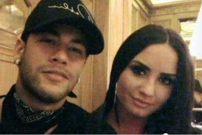Neymar y Demi Lovato: fiestón en Londres y ¿algo más?