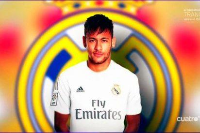 Así se las va a arreglar Florentino para pagarle 222 millones al PSG y traerse a Neymar al Real Madrid
