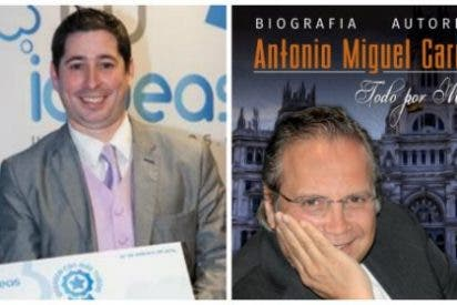La biografía autorizada de Antonio Miguel Carmona desvela el gran misterio: ¿Por qué rechazó que Esperanza le hiciese alcalde de Madrid?