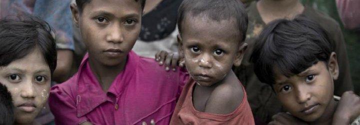 """La ONU hace sonar la alarma por los niños rohingya: """"Esta crisis está robando su infancia"""""""