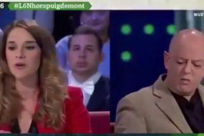 """El señorito socialista se cubre de gloria con su 'supremacía vasca': """"Para ser andaluza eres más educada que yo"""""""