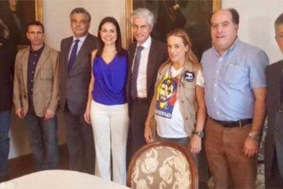 Adolfo Suárez Illana junta a toda la oposición venezolana en una reunión histórica