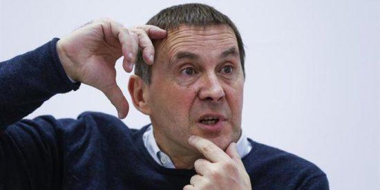 El terrorista etarra Arnaldo Otegi cobra un sueldo anual de 32.886 euros
