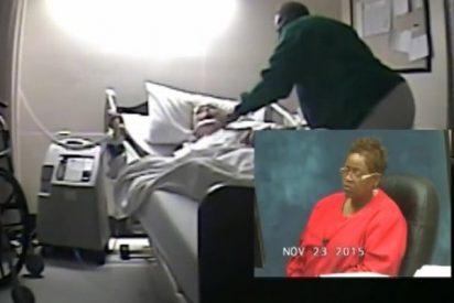 El vídeo del veterano de guerra agonizando mientras sus enfermeras se ríen