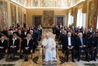 """El Papa pide a los Escolapios que """"fomenten el diálogo entre jóvenes y viejos"""""""