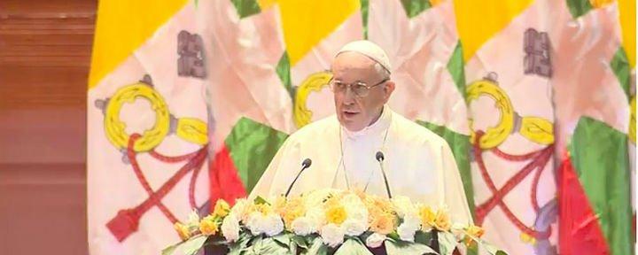 """El Papa pide al Gobierno de Myanmar """"respeto por cada grupo étnico y su identidad, sin excluir a nadie"""""""