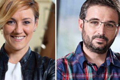 El tuit de Cristina Pardo que encierra ímplicitamente un zasca tremendo a su compañero Jordi Évole