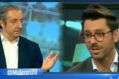 Roberto Morales se rebela en 'El Chiringuito' y acusa a Pedrerol de echar a Iker Casillas del Real Madrid