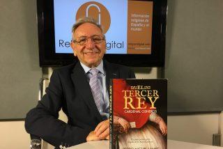 """Pedro Miguel Lamet: """"Cisneros era un político y diplomático con una capacidad de verdadero genio"""""""