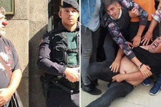 La lista de circo de ERC para el 21-D: varios presos, la llorica Rovira y ahora un payaso