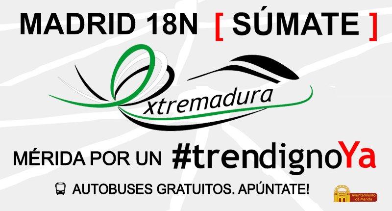 Tren para Extremadura: no peregrinaron los obispos