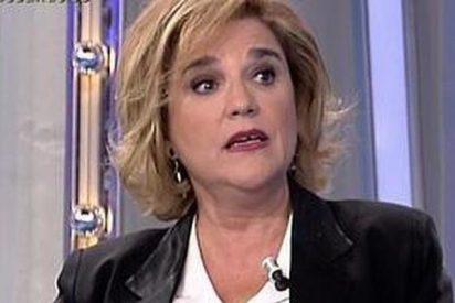 Twitter despelleja a Rahola por 'utilizar' para su separatista causa al hijo de la exconsejera presa Borras