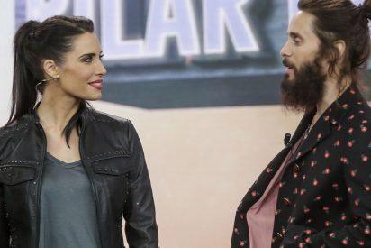 Gran tensión sexual entre Pilar Rubio y Jared Leto