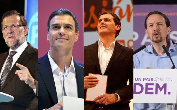 España sin estadistas se romperá