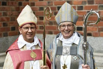 """La Iglesia luterana de Suecia deja de referirse a Dios como """"Él"""""""
