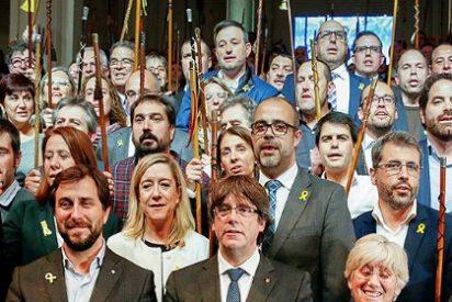 Cataluña: A golpe de varas