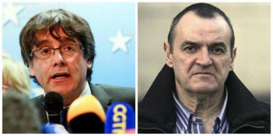 Bélgica mea fuera del tiesto y exige más garantías para extraditar al sedicioso 'Puchi' que al etarra De Chaos