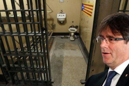 El ahora prófugo Puigdemont cobrará sueldo de expresidente incluso en la cárcel
