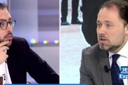 """Un abogado hace añicos al separatista de guardia de 'El Programa de Ana Rosa': """"Usted viene a desinformar"""""""