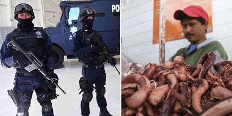 Los capos del narco de México extienden sus tentáculos al 'business' del pulpo