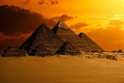 Por qué la 'cámara oculta' en la Pirámide de Guiza no es ningún descubrimiento