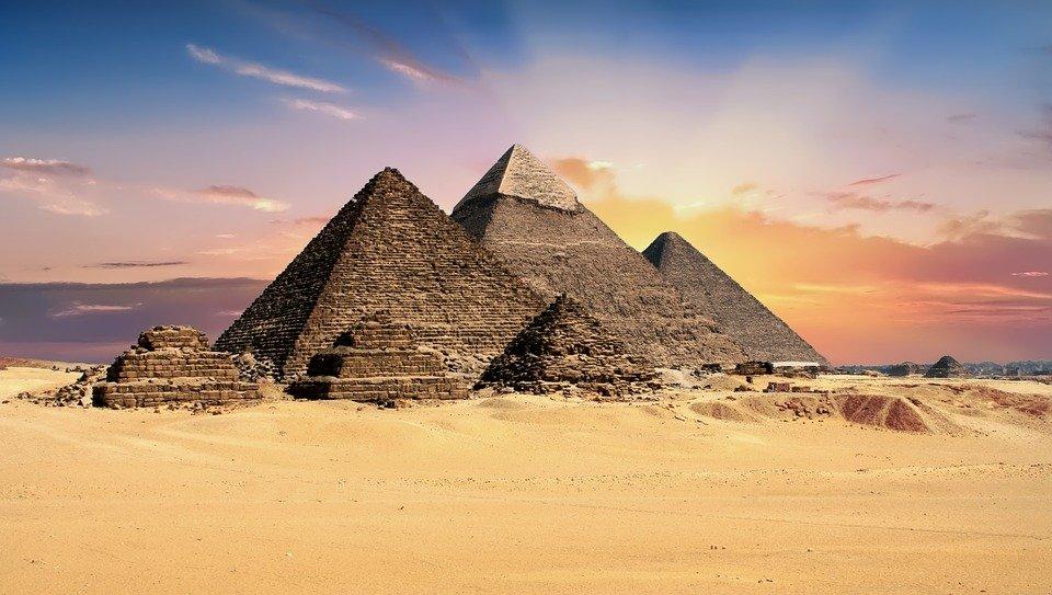 Descubren una misteriosa cavidad en la Gran Pirámide que deja perplejos a los investigadores