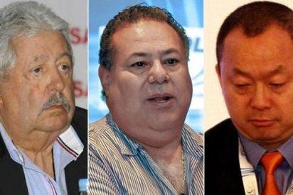 Estos son los tres dirigentes que la FIFA suspendió de por vida
