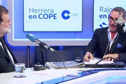 Herrera se queja delante de Rajoy que la COPE sigue sin mover ficha para renovarle de una vez