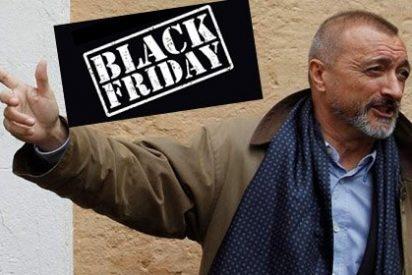 """La tremenda rajada de Pérez-Reverte sobre el Black Friday: """"Puestos a ser gilipollas..."""""""