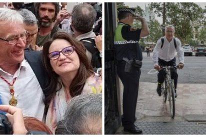 El podemita valenciano que no iba a llevar escolta gasta 700.000 euros en su seguridad