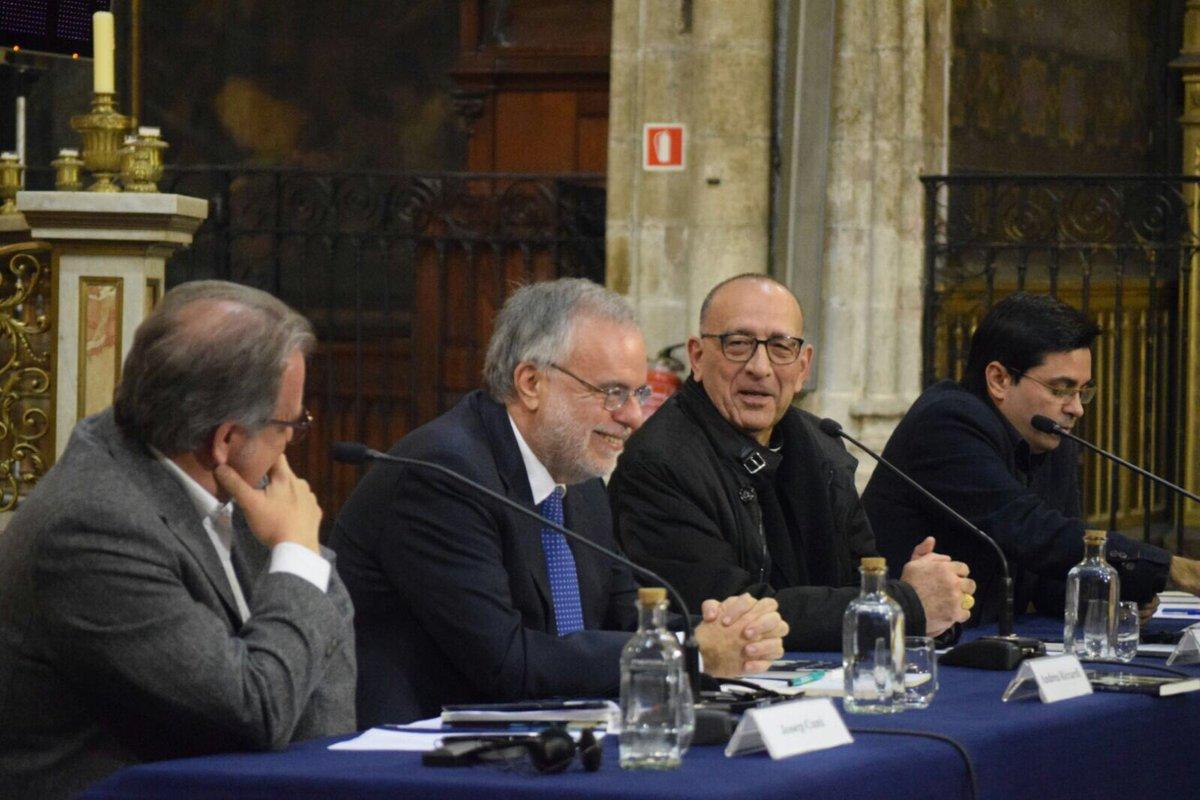 Riccardi pide una 'mediación razonable' entre el Gobierno y los separatistas en Cataluña