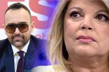 El caradura Risto Mejide pide perdón a Terelu Campos por reírse de ella en 'Interviú'
